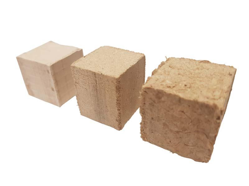 Briquetts