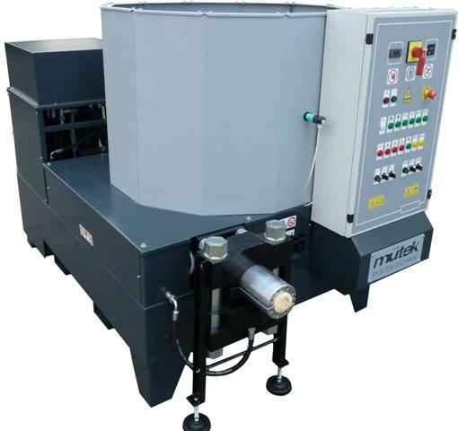Brikettpresse MPP550