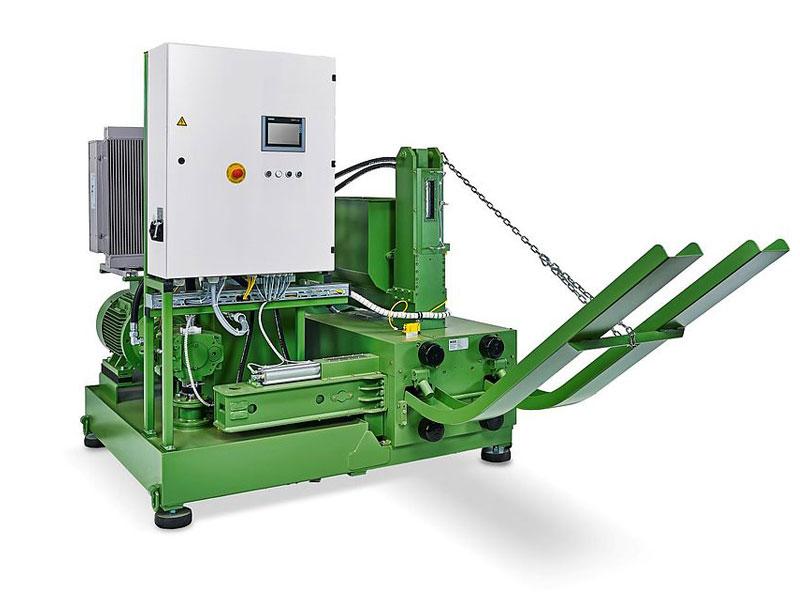 Briquetting Press