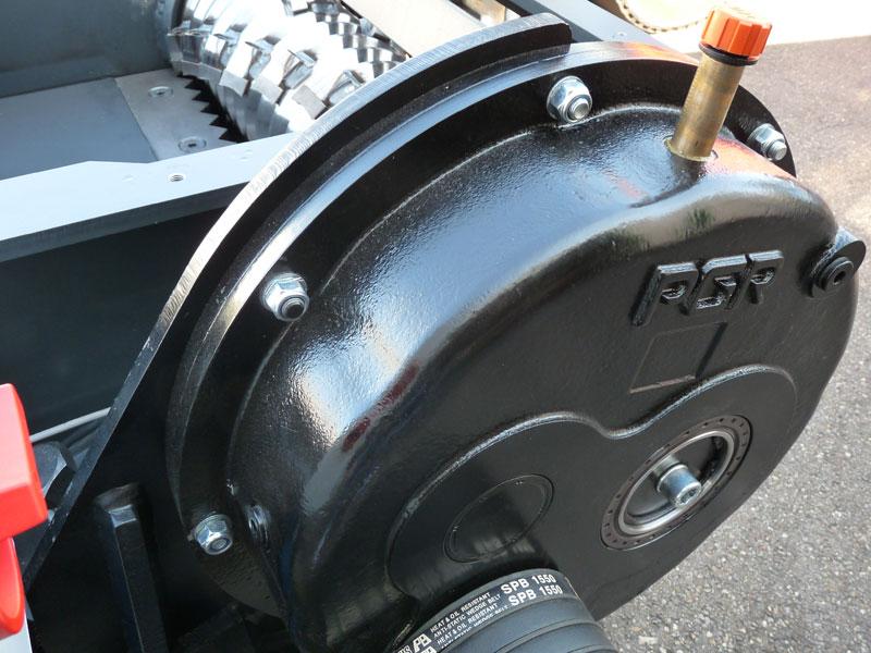 sturdy gearbox