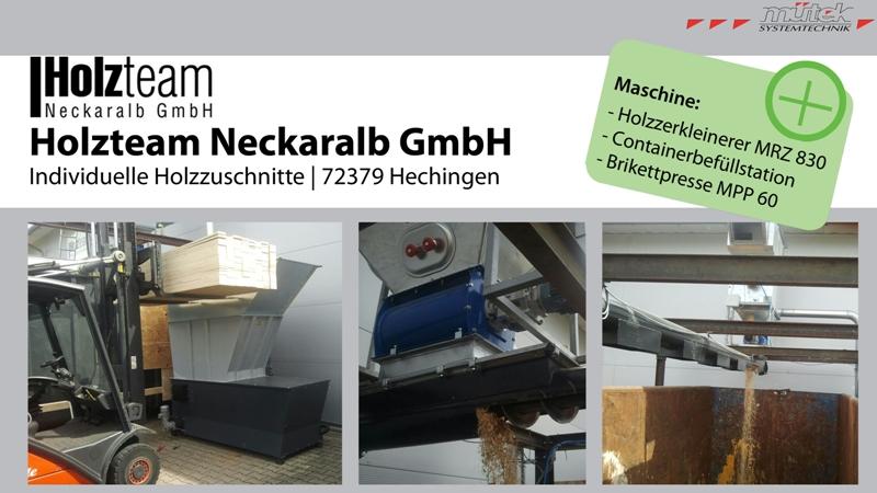 Holzteam Neckaralb