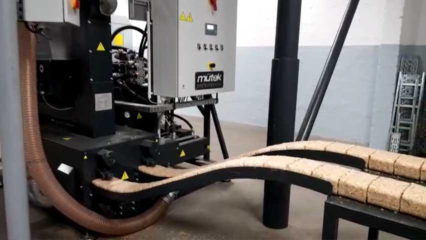 Woodbriquettes