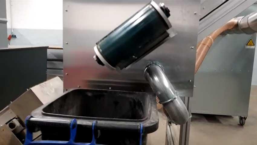 Metal-Seperator