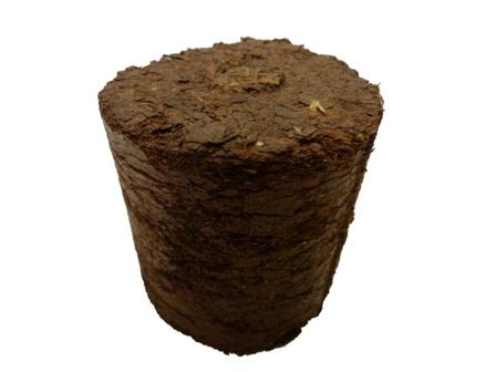 briquetted pomace
