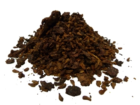 shredded pomace